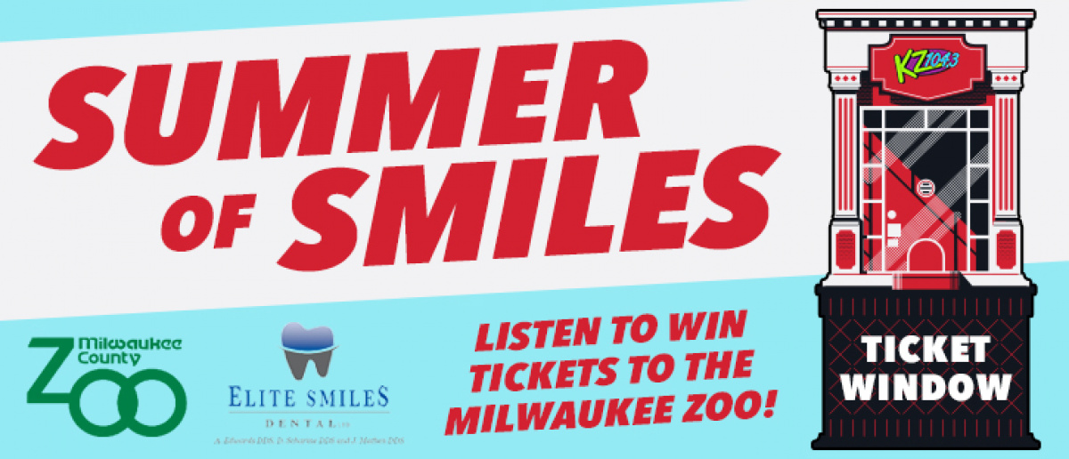 CONTEST: Summer of Smiles - Milwaukee Zoo
